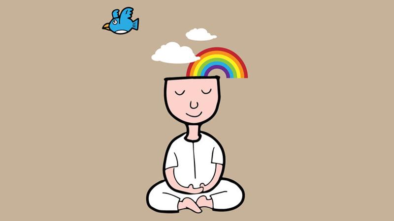 """Czy słyszałeś o """"zasadzie trzech rzeczy""""? Jest ważna w mądrości wschodu i bardzo ułatwia życie!"""
