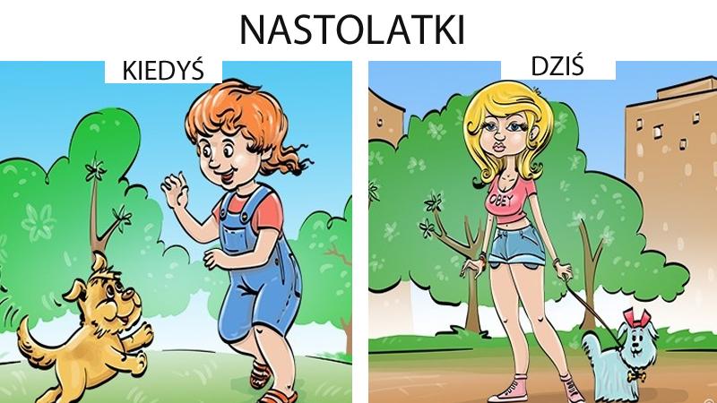 Dzieciństwo kiedyś i dziś! To brutalne porównanie mówi więcej niż tysiąc słów