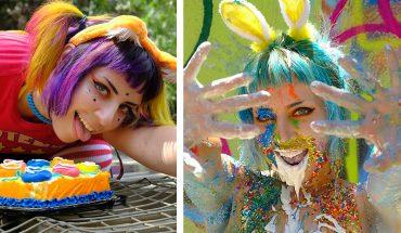 W ramach buntu przeciw surowym rodzicom tarza się w ciastach i bitej śmietanie. Boże, widzisz i nie grzmisz
