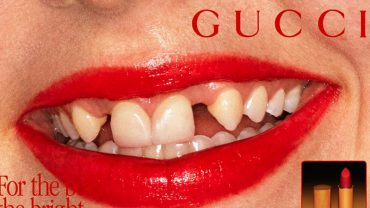 Najnowsza reklama Gucci wywołała burzę w sieci! Oburzeni internauci myśleli, że to prześmiewczy mem
