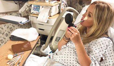 Kobiety robią sobie makijaż tuż przed porodem! Nie wszyscy popierają ten nowy i popularny trend