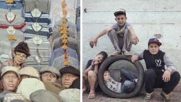 Uczciwe spojrzenie na Rosję: fotograf z Moskwy pokazuje, jak żyje prowincja