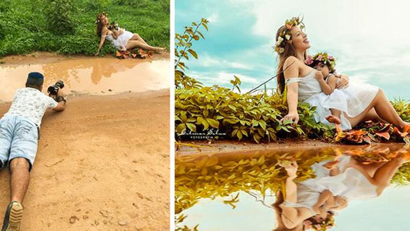 Brazylijski fotograf robi oszałamiające ujęcia w niedoskonałych miejscach. Każda gwiazda Instagrama chciałaby go zatrudnić