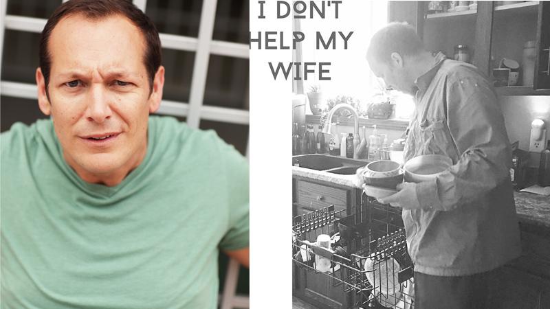 """""""Nie pomagam swojej żonie"""". Post tego faceta wywołał burzliwą dyskusję w sieci!"""