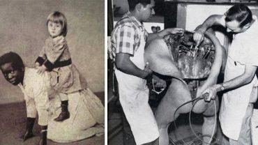 17 absurdalnych rzeczy, które były całkowicie normalne w przeszłości!  Dobrze, że żyjemy w dzisiejszych czasach