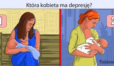 Która kobieta cierpi na depresję? Zdradza ją jeden szczegół