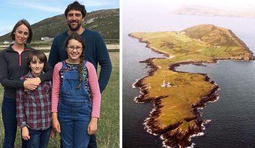 Rodzina otrzymała bezludną wyspę i wynagrodzenie w wysokości 20 000 $. Miesiąc później stamtąd uciekli!