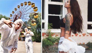 Robią w Czarnobylu sesje zdjęciowe! Znany reżyser apeluje o szacunek do tego miejsca