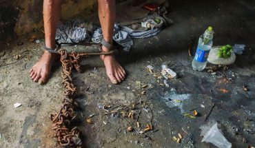 17 lat spędził na łańcuchu w piwnicy. Dla rodziny był bezużyteczny, bo nie zarabiał pieniędzy!