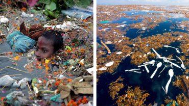 10 szczerych zdjęć, które krzyczą prawdę o zanieczyszczeniu ziemi. Sami to sobie zrobiliśmy!