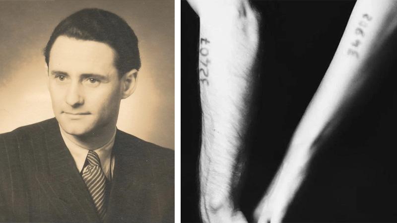 Tatuażysta z Auschwitz wyrył na więźniach setki tysięcy liczb, ale tylko jedną zapamiętał na zawsze – 34902