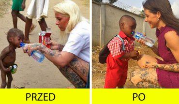 Zdjęcia PRZED i PO adopcji dzieci! Można popłakać się ze wzruszenia…