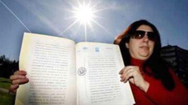 Ogłosiła, że Słońce należy do niej i będzie pobierać za nie opłaty! Ma na to stosowne dokumenty