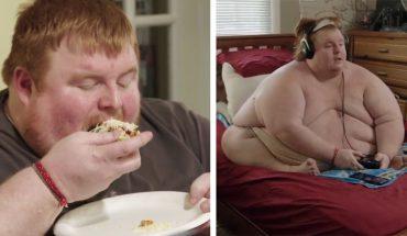 """Waży 320 kilogramów i nie zamierza przechodzić na dietę. """"Będę jadł, póki nie umrę"""" – grozi"""