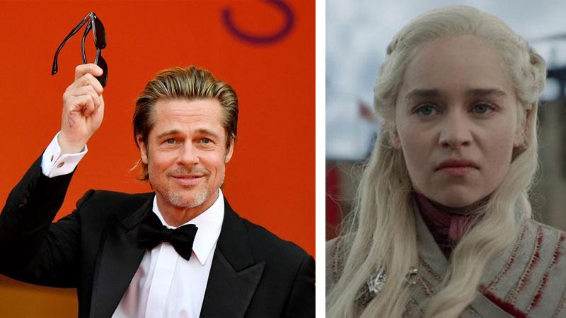8 nieznanych faktów o Bradzie Pitcie. Dlaczego nie chcą go w Chinach, a Emilia Clarke nie poszła z nim na randkę?