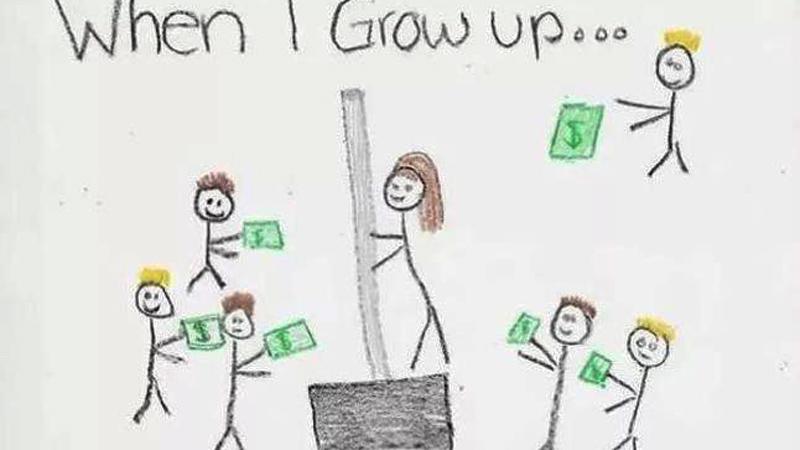 Rysunki dzieci ujawniły prawdę o ich rodzicach! Doszczętnie skompromitowały dorosłych
