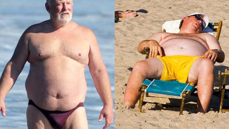 Ludzie żądają usunięcia grubych mężczyzn w obcisłych kąpielówkach z plaż! Skarżą się na ich złe zachowanie i odrażający wygląd