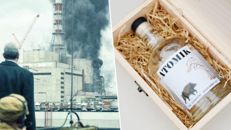 W Czarnobylu wyprodukowano wódkę! Specjaliści przekonują, że nie jest radioaktywna