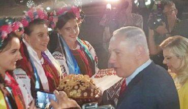 Paskudne zachowanie żony prezydenta Izraela! Wyrzuciła chleb, którym została przywitana