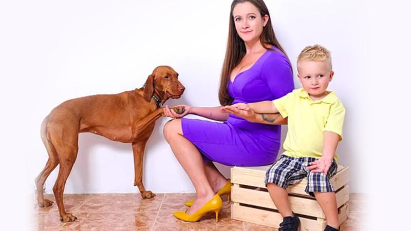 """""""Trenuj swoje dziecko jak psa"""" - podpowiada psi psycholog i zdradza szczegóły TRESURY"""
