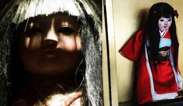 """Włosy Okiku wciąż rosną, choć duchowni je przycinają. """"Diabelską lalkę"""" ze strachu zamknięto w świątyni"""