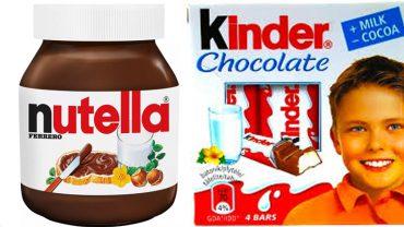 Nutella i Kinder Czekolada są rakotwórcze? Produkty zaczynają być wycofywane ze sprzedaży w Europie