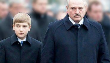 """Łukaszenka zrobił ze swojego syna """"pierwszą damę"""". Teraz dorósł i zmienił się o 180 stopni"""
