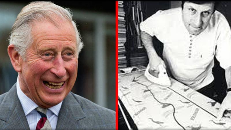 Służba prasuje mu sznurówki i wyciska pastę do zębów! Oto najdziwniejsze zachcianki rodziny królewskiej