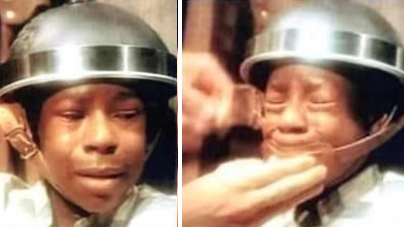 Tego 14-latka oskarżono o 2 morderstwa i skazano na krzesło elektryczne! Podczas wykonywania wyroku spadła maska, która ujawniła wszystko