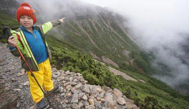 """""""Chciałem być bliżej mamy"""" – 8-latek zdobył najwyższą górę Tajwanu. Obiecał zmarłej mamie, że wejdą tam razem"""