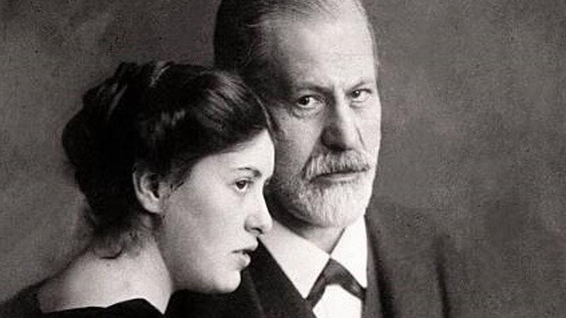 Sophie Freud była oczkiem w głowie ojca. Kiedy zmarła ojciec psychoanalizy opowiedział się ZA ABORCJĄ