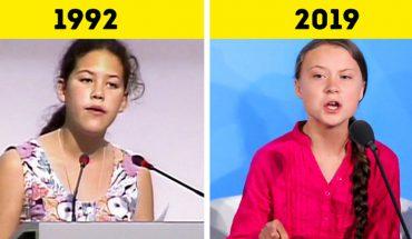 27 lat temu mała dziewczynka oskarżyła polityków o bierność w sprawie klimatu. Co ma do powiedzenia dziś?