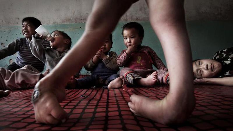 Słynny fotograf zniknął bez śladu w Chinach. Kiedy go znaleziono opowiedział straszliwą historię