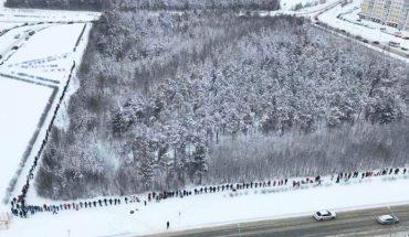 """""""Razem jesteśmy siłą"""". Mieszkańcy zjednoczyli się, przeciw wycince drzew i pokazali burmistrzowi, kto tu rządzi"""