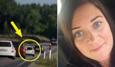 """Jechała autostradą, gdy zaczęły ją otaczać samochody. Omal nie padła ofiarą """"polowania na białe mięso"""""""