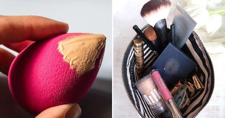 Aż 90% kosmetyków, których używamy, jest zanieczyszczona groźnymi bakteriami. Wśród nich E.coli i gronkowiec