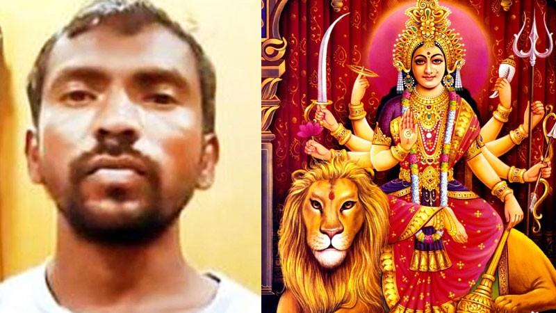 """Ściął 12-letnia siostrę, aby """"uspokoić hinduską boginię"""". Kilka dni temu wyszedł z więzienia za zabicie 9-latka"""